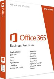 Microsoft MS Office 365 Business Premium