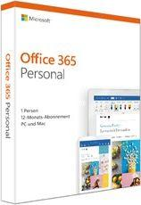 Microsoft MS Office 365 Personal (Abo)