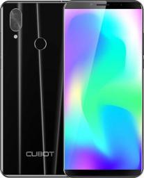 Smartfon Cubot X19 64 GB Dual SIM Czarny  (PH4061)