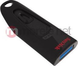 Pendrive SanDisk Cruzer Ultra 16GB (SDCZ48-016G-U46)