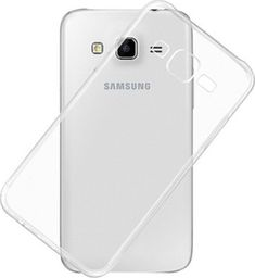 CASE ETUI SLIM 0,5MM TRANSPARENT SAMSUNG GALAXY J7 2017 standard