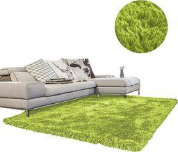 Dywan - Living Room Shaggy 100x150 - Green uniwersalny