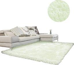 Dywan - Living Room Shaggy 100x150 - White uniwersalny