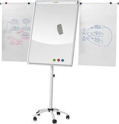 Flipchart Officeboard Tablica OfficeBoard FLIPCHART 5B 70x100 + MARKERY uniwersalny