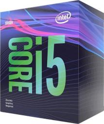 Procesor Intel Core i5-9500F, 3GHz, 9 MB, BOX (BX80684I59500F)