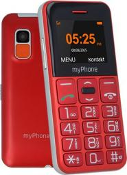 Telefon komórkowy myPhone Halo Easy czerwony ( 8_720866)