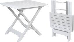 Kiti biały stolik z tworzywa sztucznego (25021945)