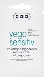 Ziaja Maseczka do twarzy Yego Sensitiv chłodząco-łagodząca 7ml