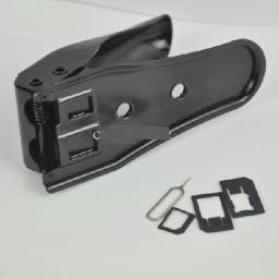 MicroSpareparts Mobile Dual SIM Cutter
