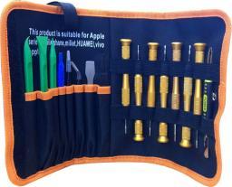 MicroSpareparts Mobile Zestaw narzędzi do otwierania 17w1