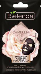 Bielenda Maseczka do twarzy Camellia Oil odmładzająca
