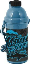 Butelka na wodę Maui and Sons niebieski 500ml