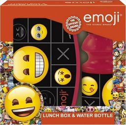 Derform Zestaw śniadaniówka+bidon Emoji 11 DERFORM