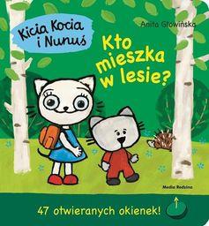Kicia Kocia i Nunuś - Kto mieszka w lesie?