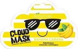 Bielenda Maseczka do twarzy Cloud Mask Bąbelkująca Banana Cabana nawilżająca 6g