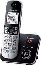 Telefon bezprzewodowy Panasonic KX-TG6821PDB