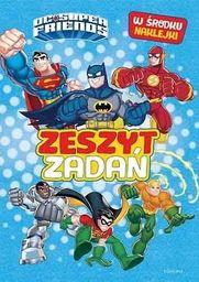 Super Przyjaciele DC. Zeszyt zadań