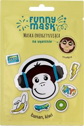 Marion Maseczka do twarzy Funny Mask Małpa energetyzująca