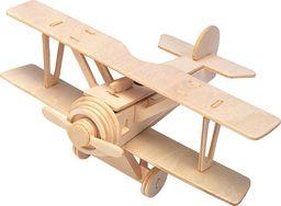 G3 Łamigłówka drewniana Gepetto - Dwupłatowiec G3