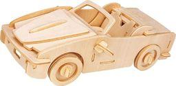 G3 Łamigłówka drewniana Gepetto - Kabriolet G3