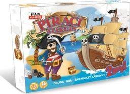Fan Gra planszowa Piraci atakują i Labirynt