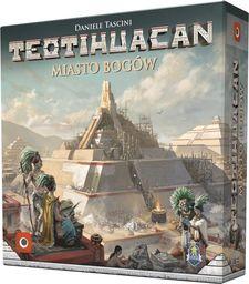 Portal Games Gra planszowa Teotichuacan: Miasto Bogów
