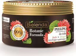 Bielenda Peeling do ciała Botanic Formula Imbir+Dzięgiel 350g