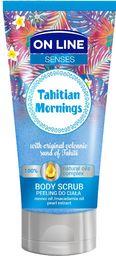 FORTE SWEEDEN On Line Senses Peeling do ciała Tahitian Morning  200ml