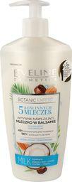 Eveline Eveline Botanic Expert Mleczko do ciała w balsamie aktywnie nawilżające 350ml