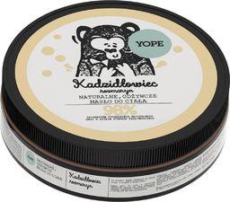 Yope Naturalne Masło do ciała odżywcze Kadzidłowiec i Rozmaryn 200ml