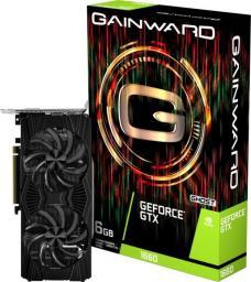 Karta graficzna Gainward GeForce GTX 1660 Ghost 6GB GDDR5(426018336-4481)