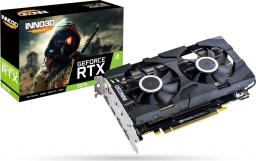 Karta graficzna Inno3D GeForce RTX 2070 Twin X2 8GB GDDR6 (N20702-08D6-1710VA23)