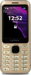 Telefon komórkowy myPhone Maestro złoty