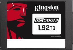 Dysk SSD Kingston Data Center 500M 1.92 TB SATA3 (SEDC500M)