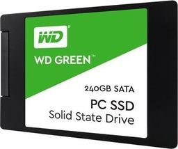 WD WD Green SSD 240GB 3D WDS240G2G0A