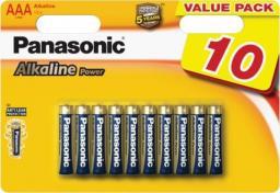 Panasonic Bateria Power AAA / R03 10szt.