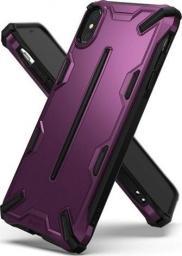 Ringke Ringke Dual X iPhone Xs Max purpurowy /metalic purple DXAP0009