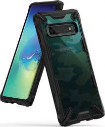 Ringke Ringke Fusion X Design Samsung S10e G970 zielony/camo green XDSG0013