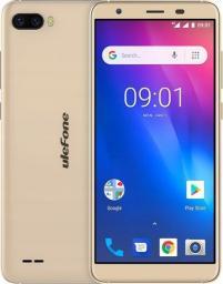 Smartfon UleFone S1 1/8GB Złoty