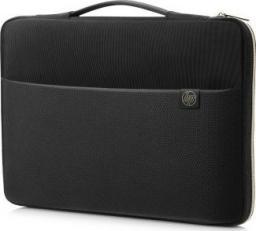 Torba HP 17 Carry Sleeve Black/Gold - BAG