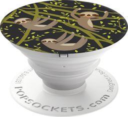 Uchwyt PopSockets Popsockets Sloths-a-lot 800258 uchwyt i podstawka do telefonu