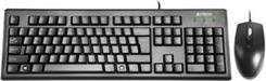 Klawiatura + mysz A4 Tech KRS-8372 USB