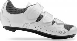 GIRO Buty damskie Techne White Silver r. 41