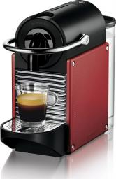 Ekspres Nespresso D61 Pixie karminowy (EN124.R)