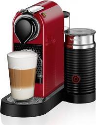 Ekspres Nespresso C123 CitiZ&Milk czerwony (XN7615)