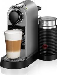 Ekspres Nespresso C123 CitiZ&Milk srebrny (XN761B)