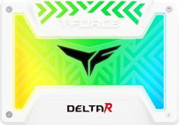 Dysk SSD Team Group T-Force Delta RGB 500 GB 2.5'' SATA III (SSTG-062)