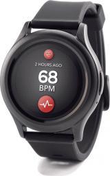 Smartwatch MyKronoz ZeRound3 Czarny  (001907230000)