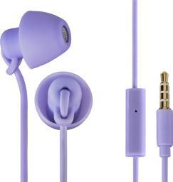 Słuchawki Hama EAR3008 PICCOLINO Z MIKROFONEM PURPUROWE