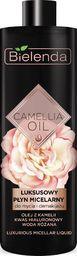 Bielenda Bielenda Camellia Oil Luksusowy Płyn micelarny do mycia i demakijażu twarzy  500ml